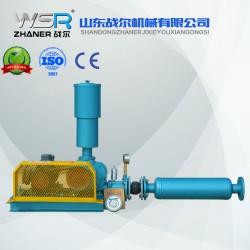 河南WSR-65曝气用罗茨鼓风机