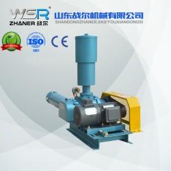 河南WSR-80曝气用罗茨鼓风机