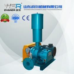 河南WSR-150曝气用罗茨鼓风机
