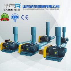 河南WSR-200曝气用罗茨鼓风机