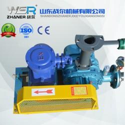 河南WSR-65化工行业专用罗茨鼓风机