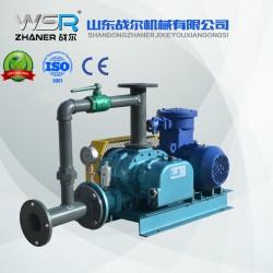 河南WSR-80化工行业专用罗茨鼓风机
