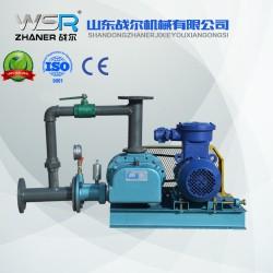 河南WSR-100化工行业专用罗茨鼓风机
