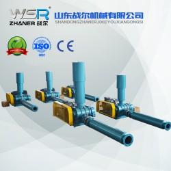 河南水产养殖用罗茨鼓风机WSR-175